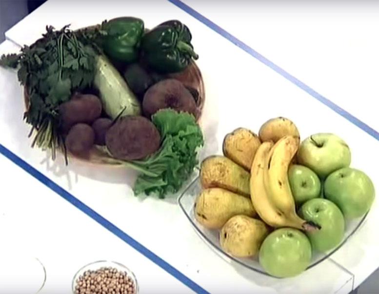 продукты от повышается холестерин